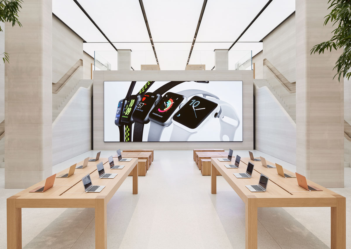 What You Can Expect From The Upcoming Apple Store At