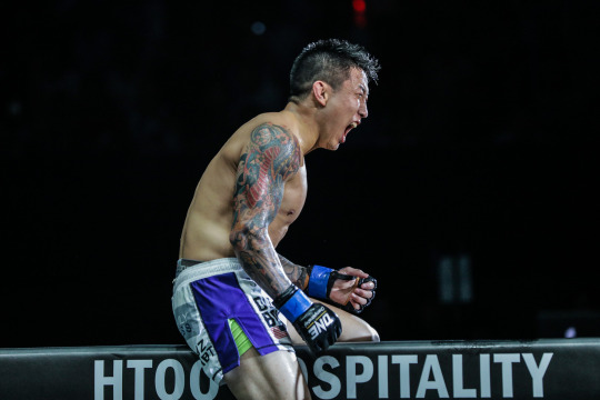 Kevin Chung Stays Perfect, Stops Zhong Qing Ya At ONE: LIGHT OF A NATION